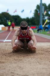 TUNC Mehmet, 2014 IPC European Athletics Championships, Swansea, Wales, United Kingdom