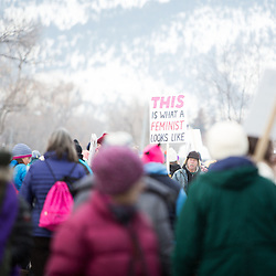Women's March on Montana