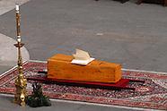 Funerali Giovanni Paolo II, Karol WojtylaUndici