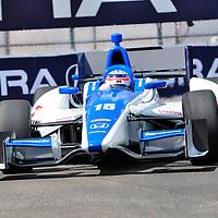 Takuma Sato at Indycar 2012