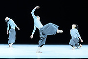 Taking China's dance world by storm, TAO Dance Theater returns to Sadler's Wells on 24 & 25 May with two pieces from its Numerical Series; 4, and the premier of the company's latest work 9. Choreographed by the company's Artistic Director Tao Ye<br /> .<br /> This work draws inspiration from Chinese culture, hardship and renewal and is a crucial turning point in the Numerical Series.<br /> © Tony Nandi 2019