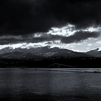 Port Angeles, WA<br /> Editted &amp; converted to B&amp;W 12/17/18<br /> 1st print 17x22 12/17/18