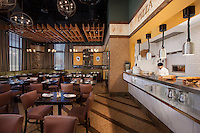 Interior Photo of Vivo Italian Kitchen and Wine Bar by Jeffrey Sauers of Commercial Photographics In Washington DC, Virginia to Florida and PA to New England