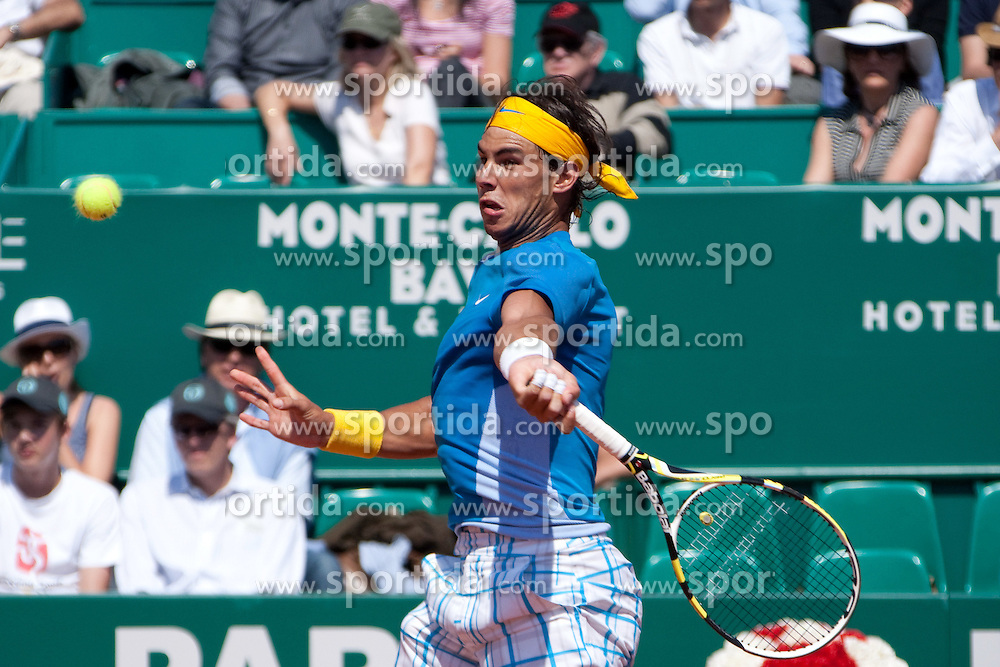 15.04.2010, Country Club, Monte Carlo, MCO, ATP, Monte Carlo Masters, im Bild Rafael Nadal (ESP), EXPA Pictures © 2010, PhotoCredit: EXPA/ M. Gunn / SPORTIDA PHOTO AGENCY