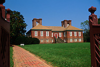 Stratford Hall Plantation in Westmoreland County, Virginia, was the home of four generations of the Lee family of Virginia, including two signers of the Declaration of Independence, and was the birthplace of Robert E. Lee, Confederate General-in-chief during the American Civil War.