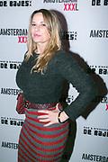 2018-03-20. De Bajes, Amsterdam. Lancering 6e editie van Amsterdam XXXL. Op de foto: Claudia Schoemacher