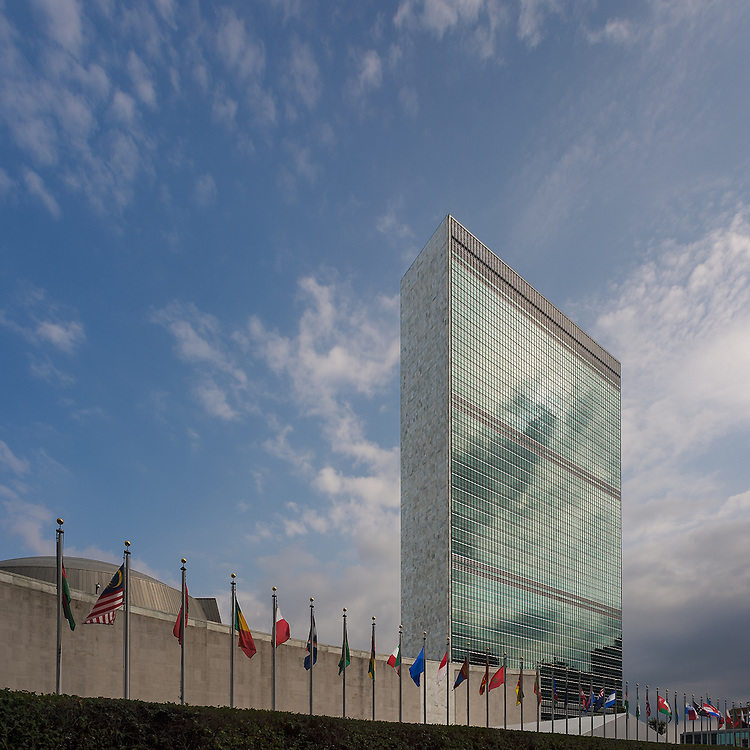 United Nations Building<br /> New York City