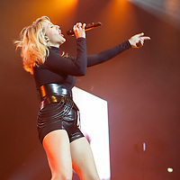 Ellie Goulding in concert at The SSE Hydro, Glasgow, Scotland, Britain, 18th March 2016