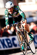 The 2008 Three Days of De Panne is an early Spring race on the north Belgian coast near to the French border. Professional racers use it as an early indication of their form.
