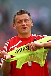17.04.2010, Allianz Arena, Muenchen, GER, 1. FBL, FC Bayern Muenchen vs Hannover 96, im Bild Ivica Olic (FC Bayern Nr.11)  , EXPA Pictures © 2010, PhotoCredit: EXPA/ nph/  Straubmeier / SPORTIDA PHOTO AGENCY
