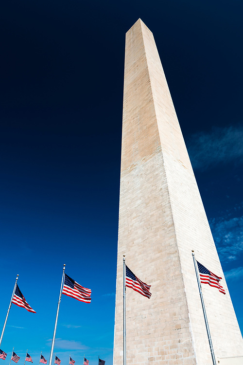 The Washington Monument, Washington, DC USA