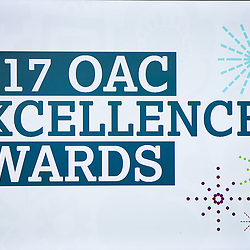 OAC Excellence Awards VIC 2017
