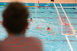 - Mandatory byline: Dougie Allward/JMP - 05/03/2016 - Water Polo - Hengrove Park Leisure Centre - Bristol, England - Bristol Central Water Polo v Great Britain U19 - Championship Water Polo