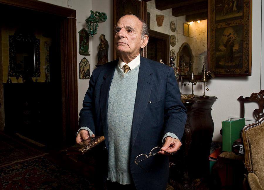 José Hermano Saraiva, historian