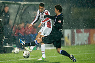 Onderwerp/Subject: Willem II - SC Heerenveen - Eredivisie<br /> Reklame:  <br /> Club/Team/Country: <br /> Seizoen/Season: 2012/2013<br /> FOTO/PHOTO: Sofian AKOUILI (BEHIND) of Willem II in duel with Christian KUM (FRONT) of SC Heerenveen. (Photo by PICS UNITED)<br /> <br /> Trefwoorden/Keywords: <br /> #04 #22 $94 ±1342781806743<br /> Photo- & Copyrights © PICS UNITED <br /> P.O. Box 7164 - 5605 BE  EINDHOVEN (THE NETHERLANDS) <br /> Phone +31 (0)40 296 28 00 <br /> Fax +31 (0) 40 248 47 43 <br /> http://www.pics-united.com <br /> e-mail : sales@pics-united.com (If you would like to raise any issues regarding any aspects of products / service of PICS UNITED) or <br /> e-mail : sales@pics-united.com   <br /> <br /> ATTENTIE: <br /> Publicatie ook bij aanbieding door derden is slechts toegestaan na verkregen toestemming van Pics United. <br /> VOLLEDIGE NAAMSVERMELDING IS VERPLICHT! (© PICS UNITED/Naam Fotograaf, zie veld 4 van de bestandsinfo 'credits') <br /> ATTENTION:  <br /> © Pics United. Reproduction/publication of this photo by any parties is only permitted after authorisation is sought and obtained from  PICS UNITED- THE NETHERLANDS