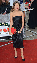 Antonia Thomas attends The Jameson Empire Awards at Grosvenor House Hotel, Park Lane, London on Sunday 29 March 2015