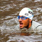 NLD/Amsterdam/20150906 - Amsterdam City Swim 2015 nr.206 Chris Deen