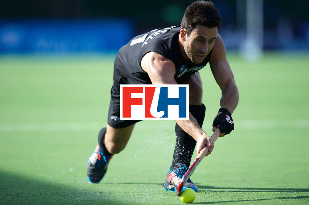 BUENOS AIRES - Hock World League Semi Final Men<br /> New Zealand v Japan<br /> foto: RUSSELL Kane.<br /> FFU PRESS AGENCY COPYRIGHT FRANK UIJLENBROEK