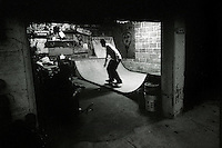 "Jared also known as ""PEEPS"" skates by himself one late night at the Danger Room......."