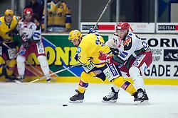 Esbjerg Oilers og Odense Bulldogs