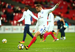 Jordan Henderson of England - Mandatory by-line: Robbie Stephenson/JMP - 05/10/2017 - FOOTBALL - Wembley Stadium - London, United Kingdom - England v Slovenia - World Cup qualifier