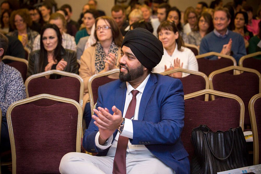 College of Psychiatrists Sping Conference 2018 <br /> April 12th &amp; 13th <br /> Sheraton Hotel Athlone<br /> Deshwinder Singh