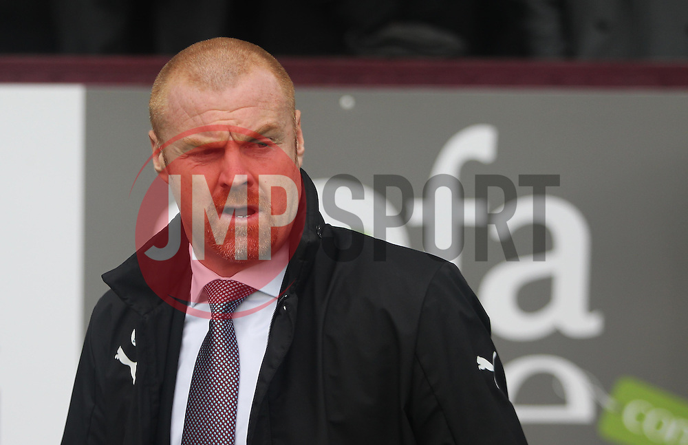 Burnley manager Sean Dyche before the match - Mandatory by-line: Jack Phillips/JMP - 18/02/2017 - FOOTBALL - Turf Moor - Burnley, England - Burnley v Lincoln City - FA Cup Fifth Round