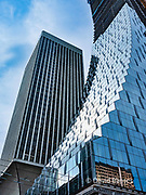 Rainier Square Tower and Rainier Tower, downtown Seattle, Washington