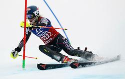 29.12.2013, Hochstein, Lienz, AUT, FIS Weltcup Ski Alpin, Damen, Slalom 1. Durchgang, im Bild Mikaela Shiffrin (USA) // Mikaela Shiffrin of (USA) during ladies Slalom 1st run of FIS Ski Alpine Worldcup at Hochstein in Lienz, Austria on 2013/12/29. EXPA Pictures © 2013, PhotoCredit: EXPA/ Oskar Höher