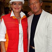 Tennisclinic Hilversum Open 2004, Vivianne Boelen en Frank Wentink