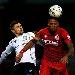 Alfreton Town v Sheffield Wednesday