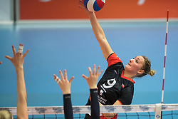 17-02-2019 NED: National Cupfinal Sliedrecht Sport - Apollo 8, Zwolle<br /> Esther Huls #9 of Apollo