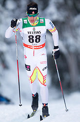 30.11.2014, Nordic Arena, Ruka, FIN, FIS Weltcup Langlauf, Kuusamo, 15 km Herren, im Bild Alex Harvey (CAN) // Alex Harvey of Canada during Mens 15 km Cross Country Race of FIS Nordic Combined World Cup at the Nordic Arena in Ruka, Finland on 2014/11/30. EXPA Pictures © 2014, PhotoCredit: EXPA/ JFK