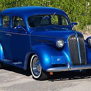 1937 Plymouth P4 Hot Rod