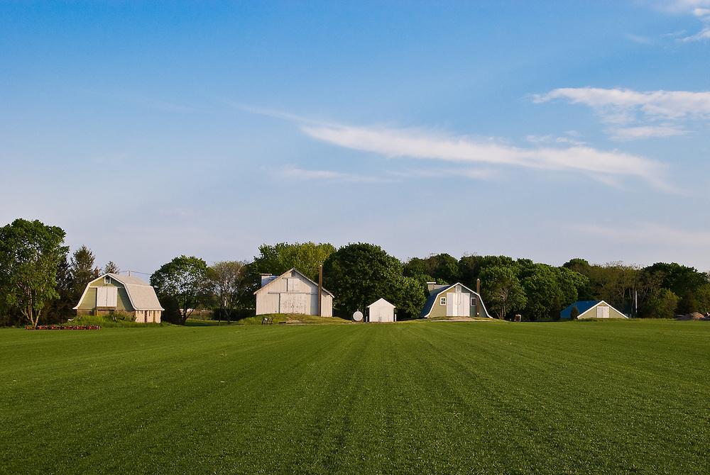 Sod Farm & Barns<br /> Baiting Hollow, Long Island