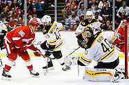 Apr 2, 2015; Detroit, MI, USA; at Joe Louis Arena. Mandatory Credit: Rick Osentoski-USA TODAY Sports