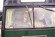 Baby driver, Glastonbury 1984