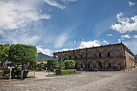 Wonderful old colonial building in Antigua.