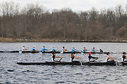 Columbia University Women's Rowing vs. Northeastern