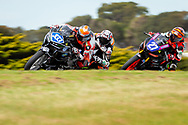 YMI Supersport 300 in Race 1 during round 6 of the Australian Superbike Championship on October 05, 2019 at Phillip Island Circuit, Victoria. (Image Dave Hewison/ Speed Media)
