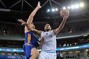 LUBIANA EUROBASKET 2013 20 SETTEMBRE 2013<br /> NAZIONALE ITALIANA MASCHILE<br /> UCRAINA VS ITALIA<br /> NELLA FOTO: PIETRO ARADORI<br /> FOTO CIAMILLO
