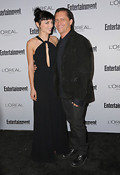 Francesca Eastwood and Clifton Collins Jr. bei der 2016 Entertainment Weekly Pre Emmy Party in Los Angeles / 160916<br /> <br /> ***2016 Entertainment Weekly Pre-Emmy Party in Los Angeles, California on September 16, 2016***