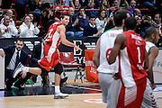 DESCRIZIONE : Milano Lega A 2014-15 Olimpia EA7 Emporio Armani Milano - Vitoria<br /> GIOCATORE : Andrea Cinciarini<br /> CATEGORIA : Esultanza<br /> SQUADRA : Olimpia EA7 Emporio Armani Milano<br /> EVENTO : Campionato Lega A 2015-2016<br /> GARA : Olimpia EA7 Emporio Armani Milano - Vitoria<br /> DATA : 16/10/2015<br /> SPORT : Pallacanestro<br /> AUTORE : Agenzia Ciamillo-Castoria/M.Ozbot<br /> Galleria : Lega Basket A 2015-2016 <br /> Fotonotizia: Milano Lega A 2015-16 Olimpia EA7 Emporio Armani Milano - Vitoria
