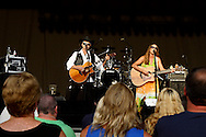 Higgins-Madewell performs at the Fraze Pavilion in Kettering, Sunday, August 7, 2011.