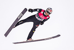 14.03.2019, Granasen, Trondheim, NOR, FIS Weltcup Skisprung, Raw Air, Trondheim, Einzelbewerb, Herren, im Bild Robert Johansson (NOR) // Robert Johansson of Norway during the men's individual competition of the 3rd Stage of the Raw Air Series of FIS Ski Jumping World Cup at the Granasen in Trondheim, Norway on 2019/03/14. EXPA Pictures © 2019, PhotoCredit: EXPA/ JFK