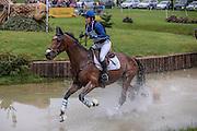 LONGWOOD ridden by Katherine Coleman (USA) at Bramham International Horse Trials 2016 at  at Bramham Park, Bramham, United Kingdom on 11 June 2016. Photo by Mark P Doherty.