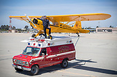 Erik Tucker - J3 Cub Car Top Landing - Salinas, CA 2018