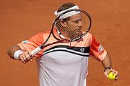 Rome, Italy 12/05/2007 - Tennis - Italian Atp Masters Series - Internazionali d'Italia 2007. Filippo Volandri (ITA)