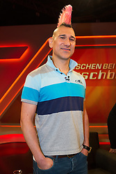 10.03.2015, WDR Studios, Stuttgart, GER, Menschen bei Maischberger, die Vorurteilsfalle gute Muslime boeser Islam, im Bild Andreas Thiel (Kabarettist) // during the television broadcast People and Politics on the topic of good Muslims wicked Islam at WDR Studios in Stuttgart, Germany on 2015/03/10. EXPA Pictures &copy; 2015, PhotoCredit: EXPA/ Eibner-Pressefoto/ Schueler<br /> <br /> *****ATTENTION - OUT of GER*****