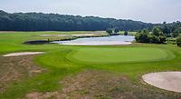 ENSCHEDE -  hole Zuid 9.Golfbaan Rijk van Sybrook - COPYRIGHT KOEN SUYK